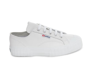 2630-COWNAPPAU WHITE LEATHER