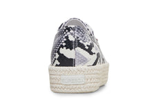 2730-PUFANROPEW BLACK WHITE SNAKE - Women's