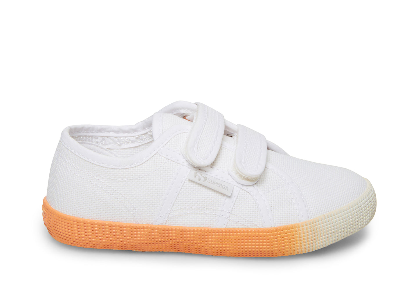 2750 COTBUMPERSTRAPGRADIENTJ WHITE MELON - Kids