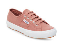 2750 COTU CLASSIC BROWN-PINK LEATHER - Women's