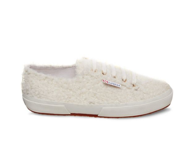 2750 CURLYSYNTWOOLW WHITE - Women's