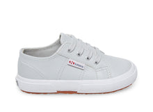 2750-NAPPALEAJ LIGHT GREY LEATHER - Kids