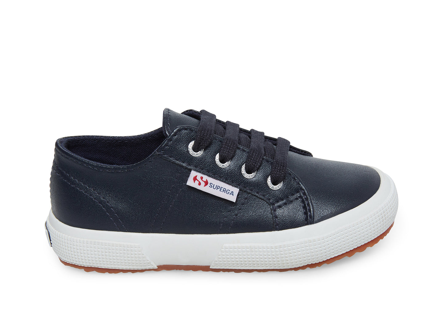 2750-NAPPALEAJ NAVY LEATHER - Kids
