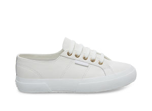 2750 NAPPALEAU WHITE-GOLD LEATHER