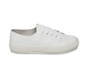 2750 RAWCUTLEATHERU WHITE LEATHER
