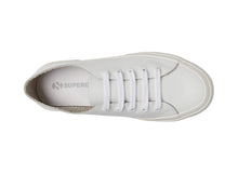 2750 RAWCUTLEATHERU WHITE LEATHER - Women's and Men's