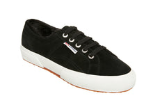 2750 SUEHAIRYFURW BLACK SUEDE - Women's and Men's