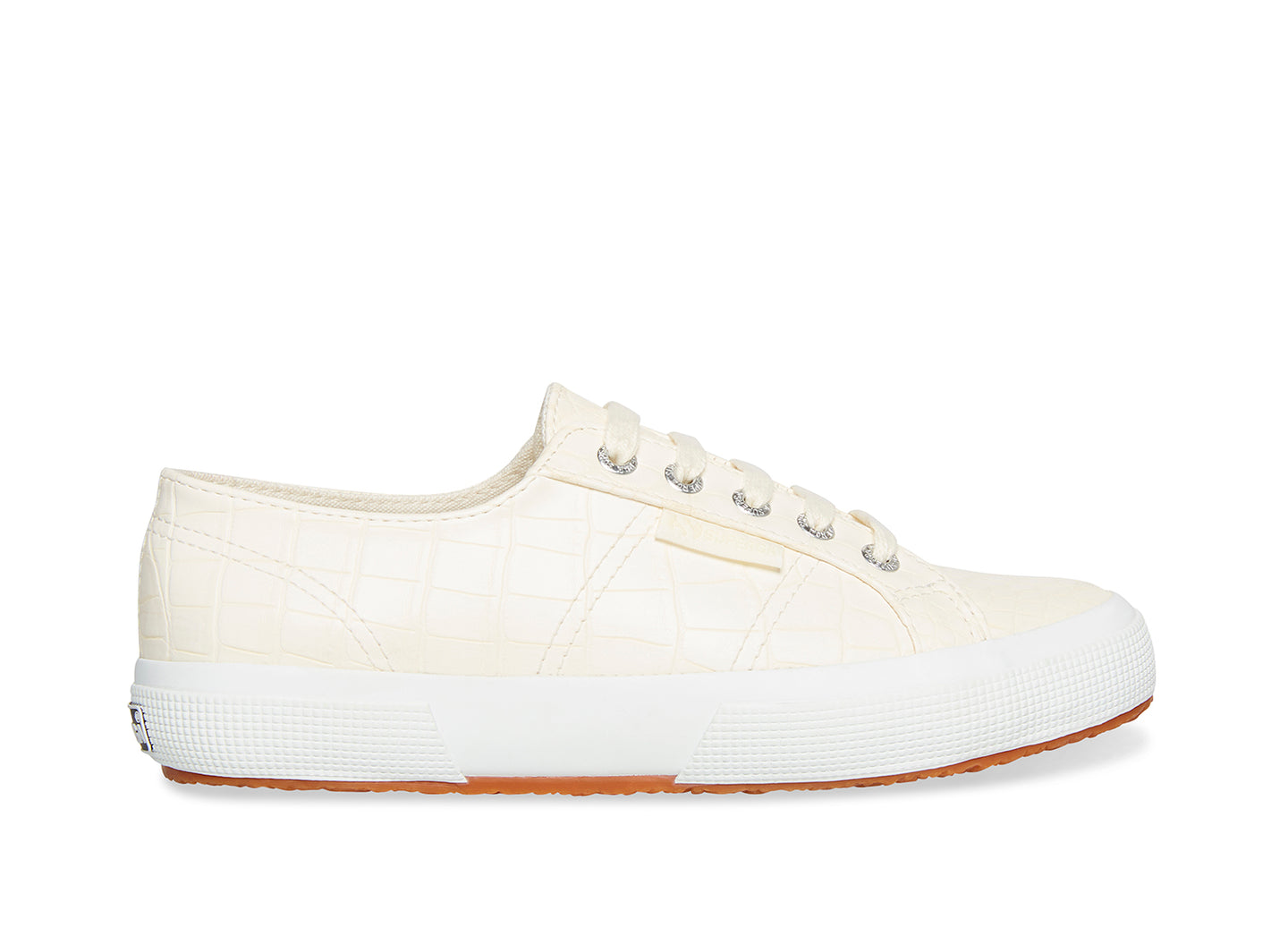 2750-SYNTCROCODILEW TL WHITE CROCODILE - Women's