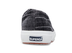 2750 WOOLPLAIDW BLACK MULTI