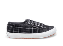 2750 WOOLPLAIDW BLACK MULTI - Women's