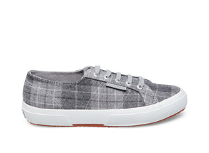 2750 WOOLPLAIDW LIGHT GREY