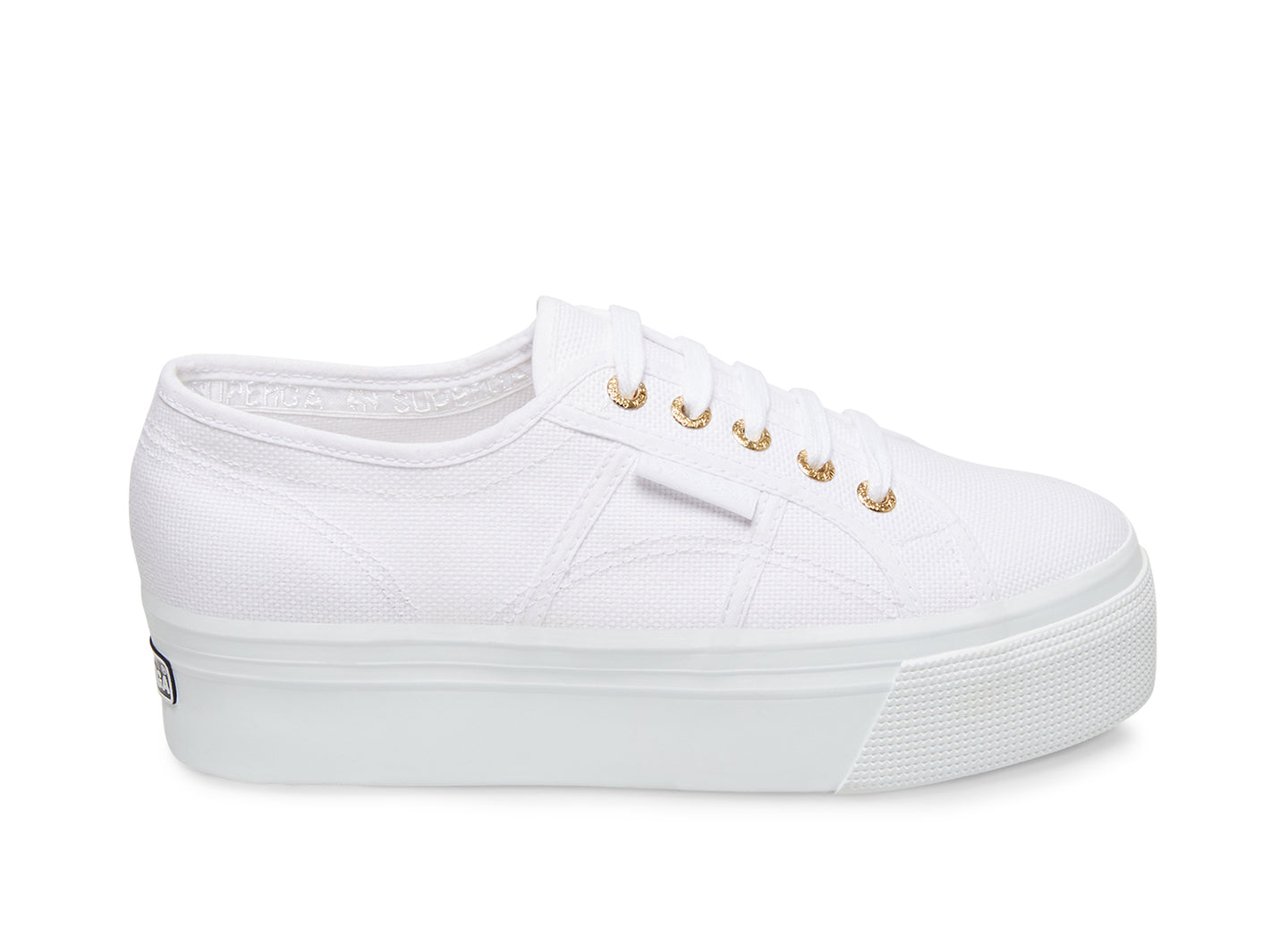 2790 ACOTW WHITE-GOLD LEATHER - Women's