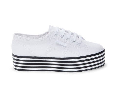 check out 025de 313fc Women's Platform Sneakers l Superga USA