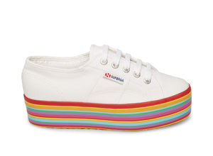 2790 MULTICOLOR COTW WHITE MULTI