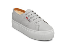2790 NAPPALEAW GREY LEATHER - Women's