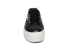 2790 - NAPPA BLACK LEATHER - Women's