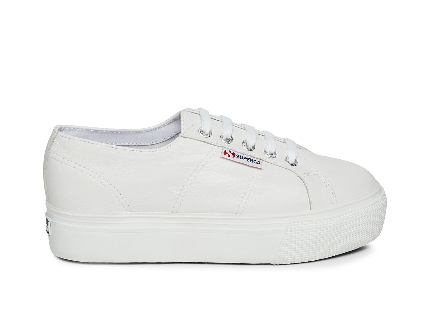 2790 - NAPPA WHITE LEATHER - Women's