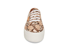 2790 SNAKEPUFANW BROWN SNAKE - Women's