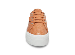 2790 - FAUX CROCODILE TL TAN CROCODILE