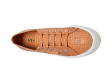 2790 - FAUX CROCODILE TL TAN CROCODILE - Women's