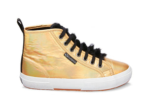 JOCELYN X SUPERGA 2795 GOLDEN
