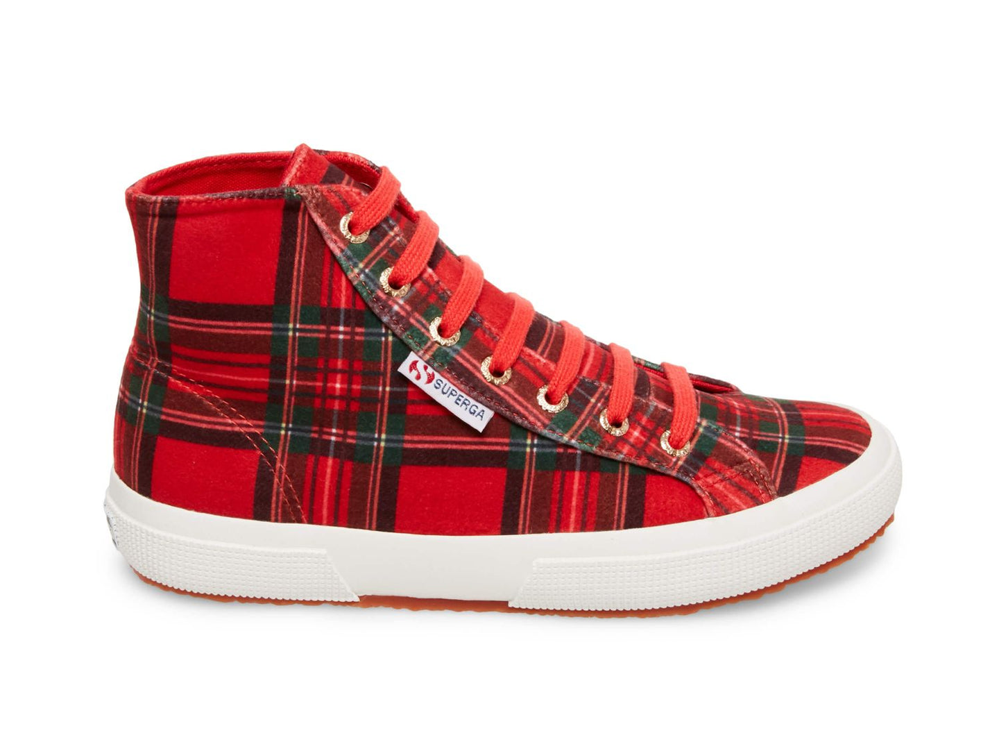 2795 TARTANVELW RED PLAID -