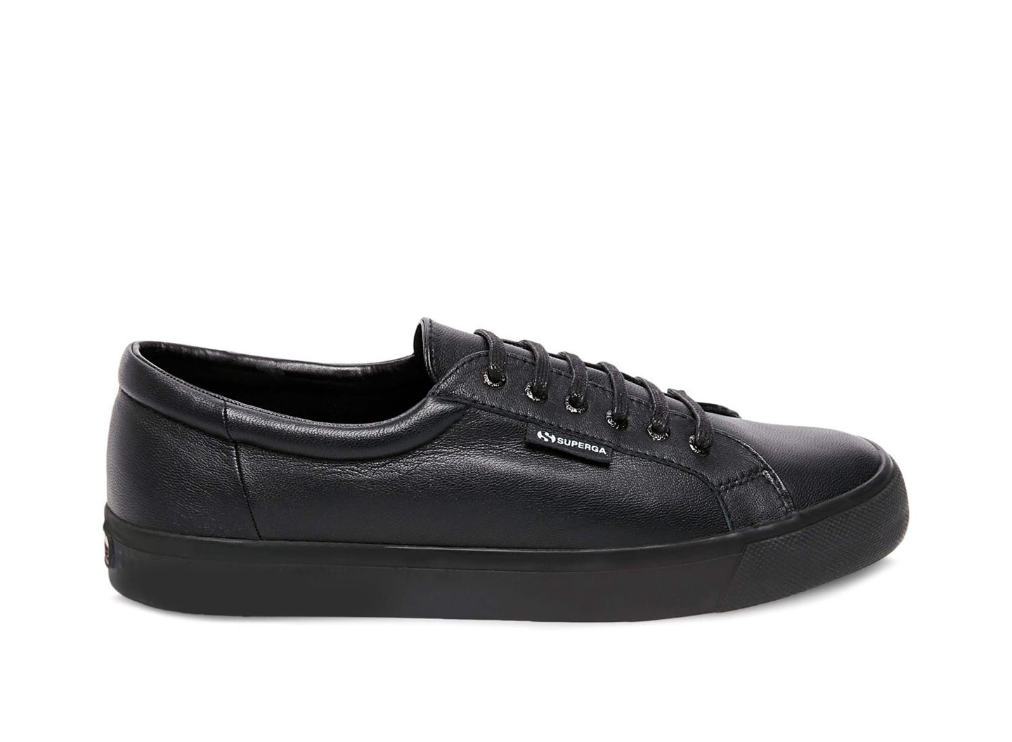 2804 NAPPAU BLACK LEATHER -