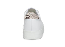 2854-CLUB 3 LEASNAKEW WHITE SNAKE - Women's