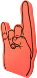 Red Rock Palm Printed Foam Hand