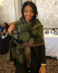 Camo Blanket Scarf - B. Royal Boutique