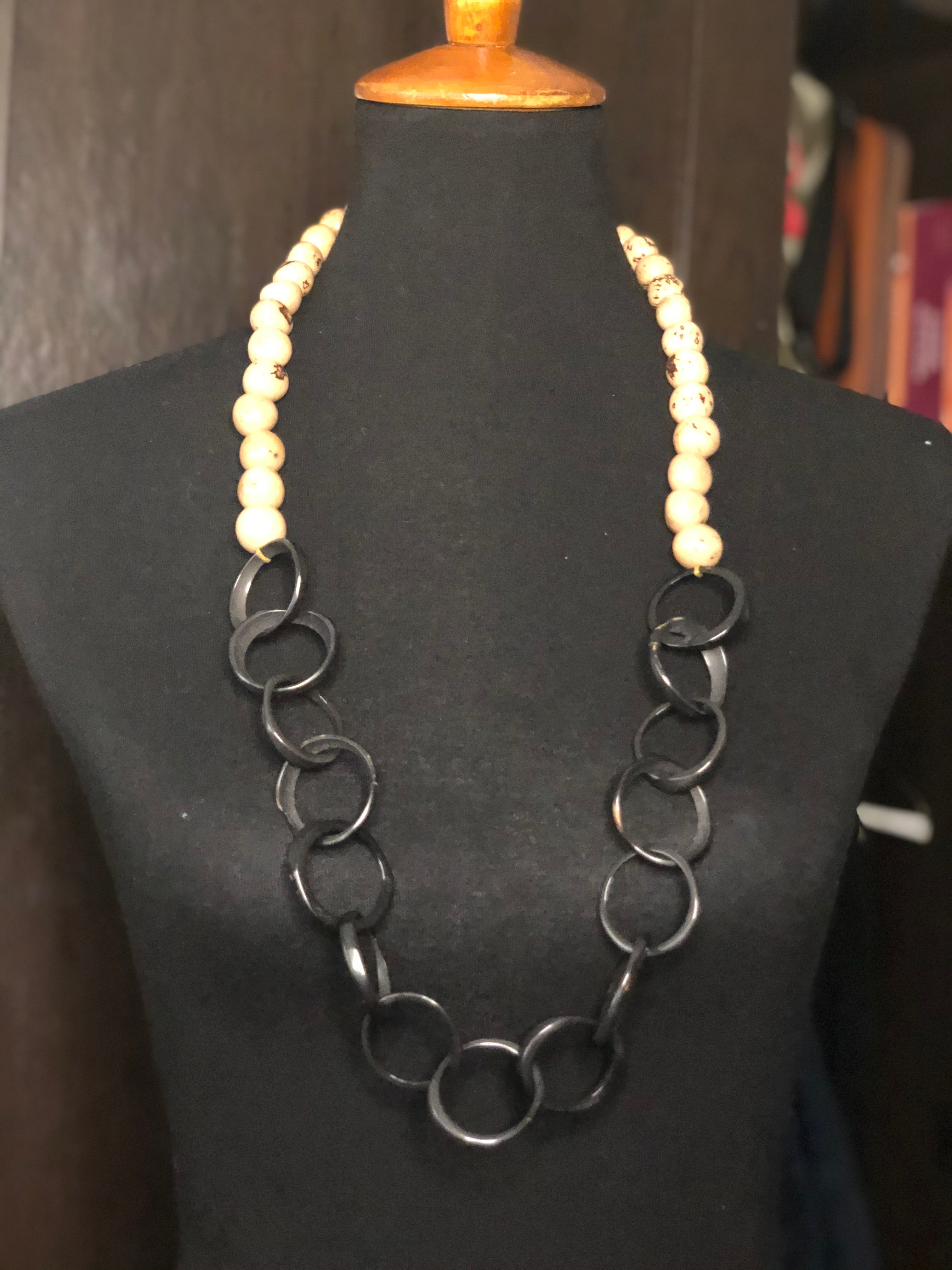 Pine Nut Necklace