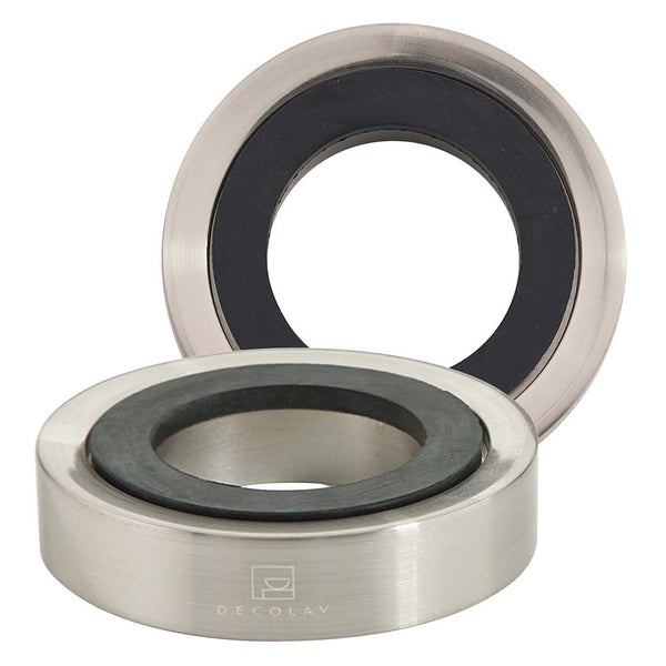 Drain and Accessories ® Collection Mounting Ring in Satin Nickel