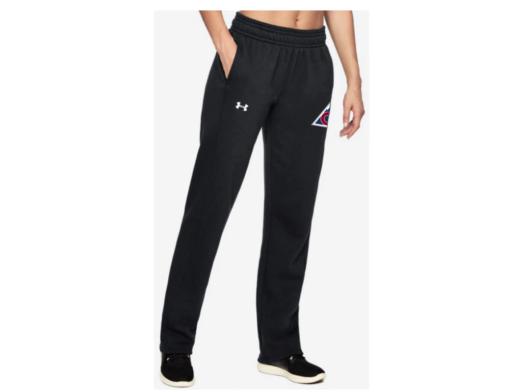 Woman's Under Armour Hustle Fleece Pant