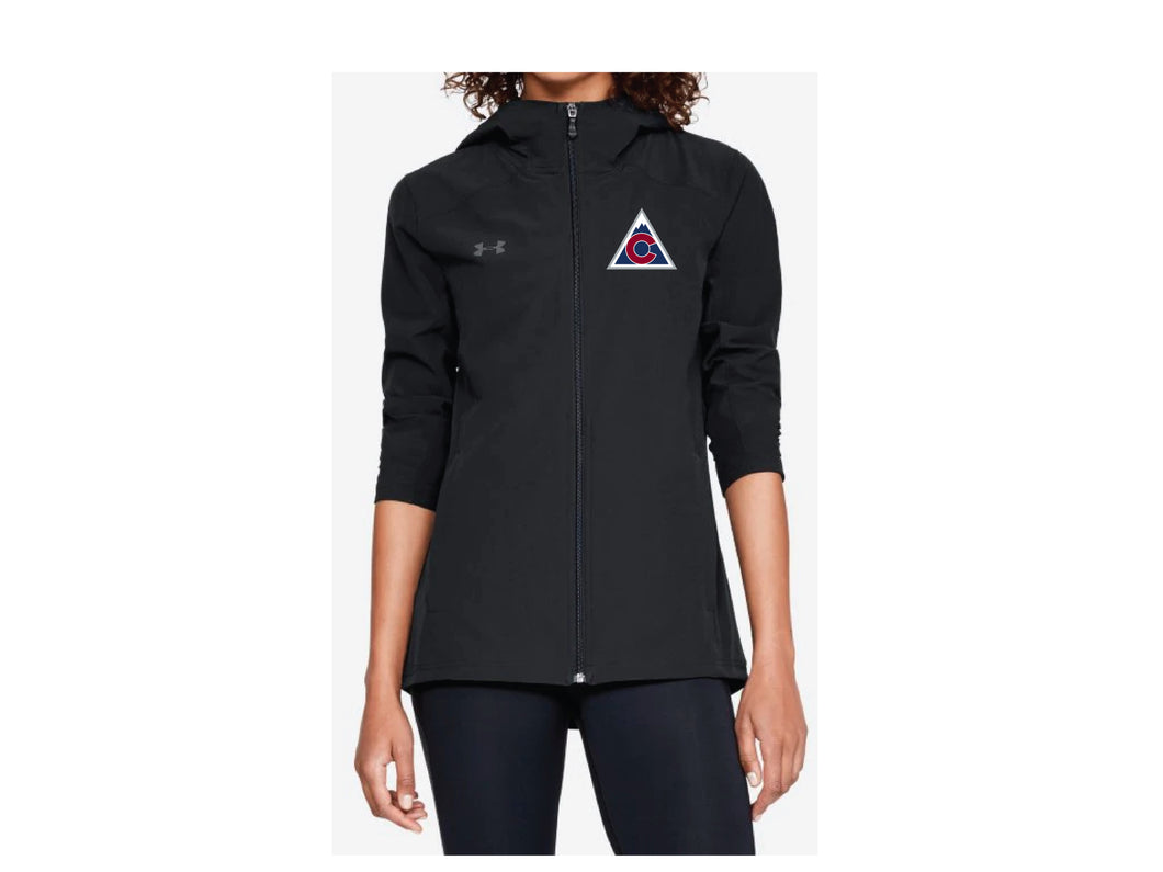 Woman's Under Armour Challenger II Storm Shell