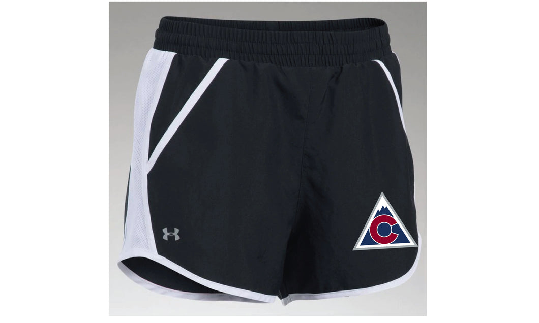 Woman's Under Armour Fly By Short