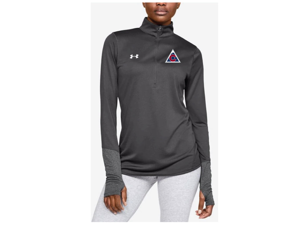 Woman's Under Armour Locker 1/2 Zip
