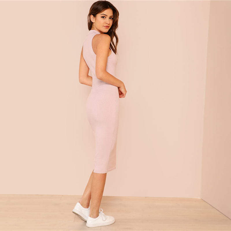 2018 Elegant Going Out Bodycon Dress