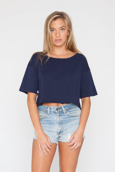Crop Top T-Shirt