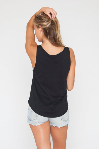 bf948d5ca751c7 Flowy Tank Top - American Made Supply Co