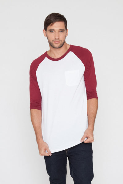 Baseball Pocket T-Shirt