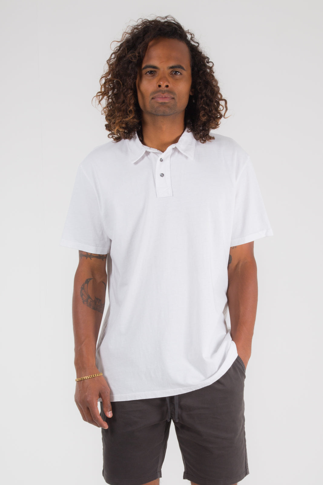 Classic Polo Shirt American Made Supply Co