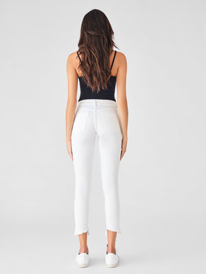 Load image into Gallery viewer, Florence Cropped Mid Rise Skinny - Santa Fe - Jaffi's