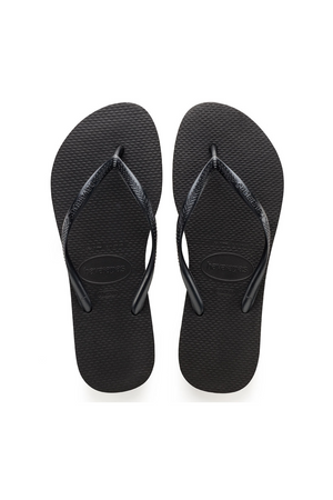 Load image into Gallery viewer, The Slim Flip Flop - Black