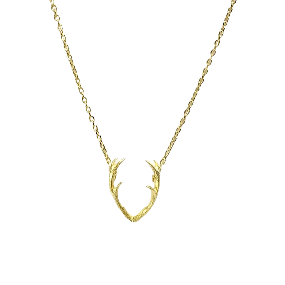Antler Necklace - Jaffi's