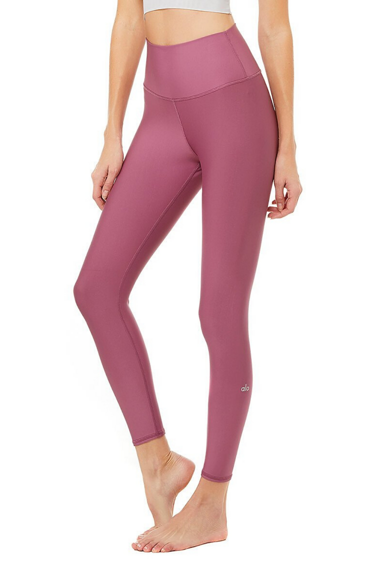 7/8 High-Waist Airlift Legging - Dragonfruit