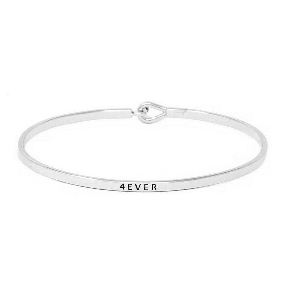 Load image into Gallery viewer, 4EVER Inspirational Message Bracelet - Jaffi's