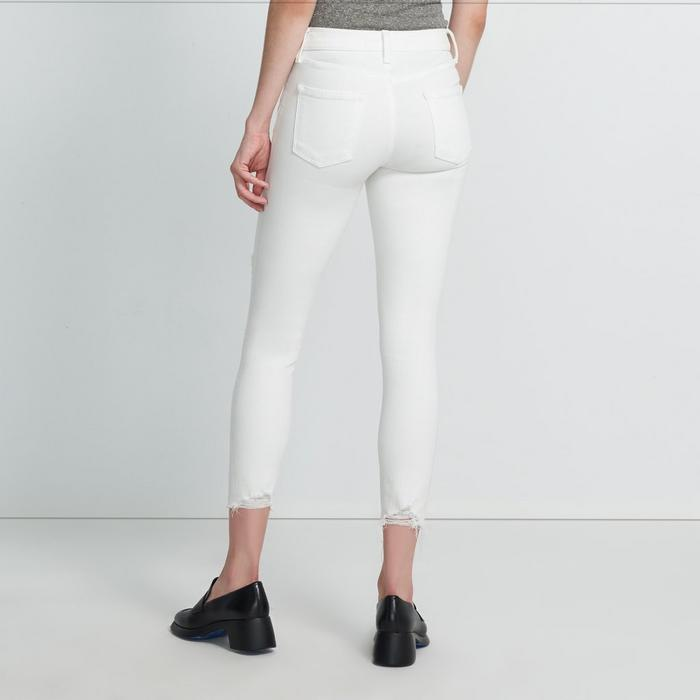 Load image into Gallery viewer, 835 Mid Rise Crop Skinny - Zealous
