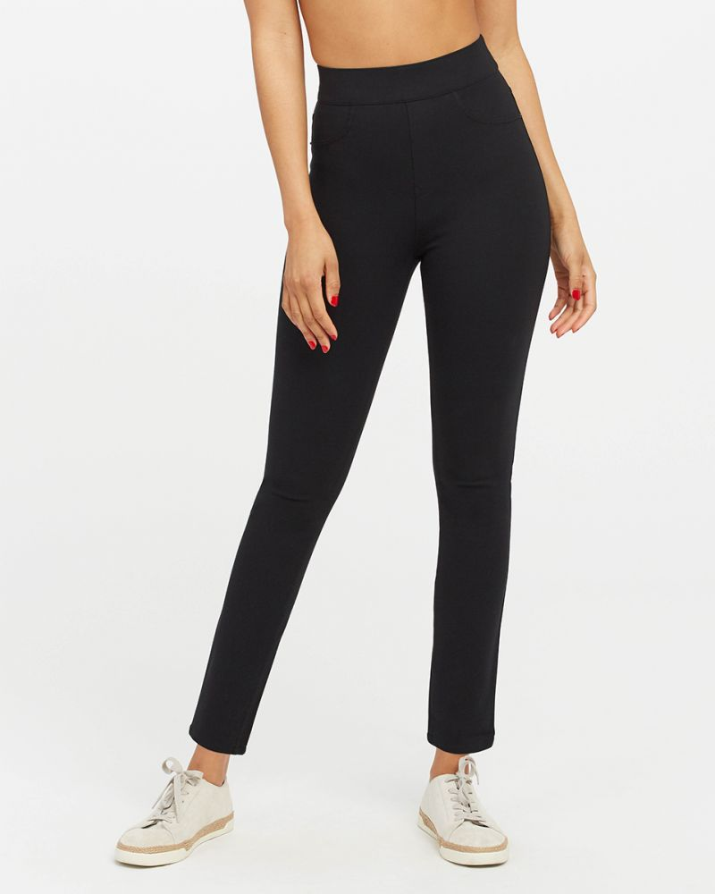The Perfect Black Pant - 4 Pocket Ankle