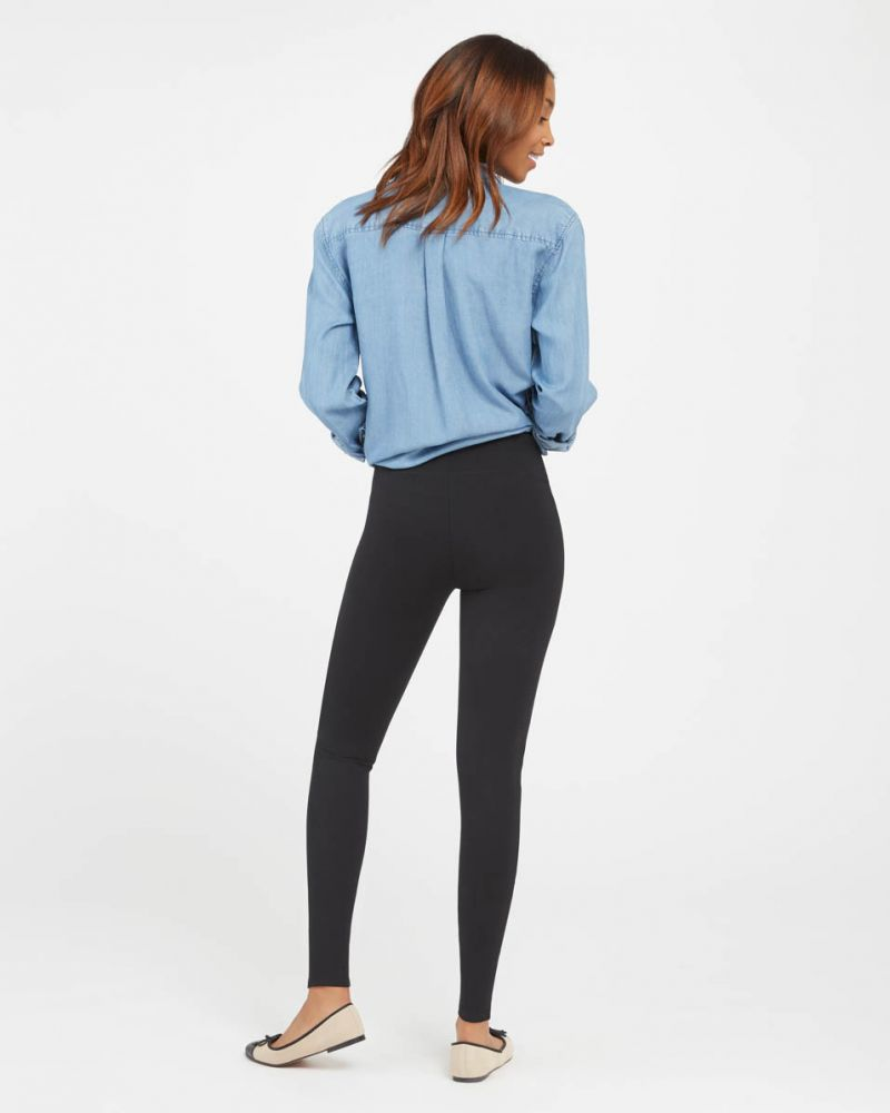 Load image into Gallery viewer, Ankle Ponte Legging
