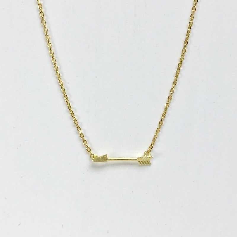 Arrow Necklace - Jaffi's